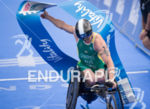 Bill Chaffey (AUS) wins the PT1 mens race at the…