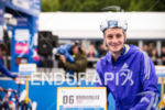 Alistair Brownlee smiles pre race at the 2015 London Itu…