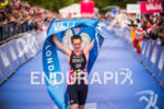 Alistair Brownlee wins at the 2015 London Itu World Triathlon…