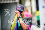 Brazil's Igor Amorelli finishes forth at  the 2015 Ironman Brasil…
