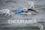 Matt Reed swims toward San Francisco at the 35th Annual…