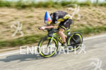 Sebastian Kienle on the bike at the Ironman 70.3  Kraichgau…