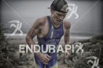 Eric Lagerstrom holding 3rd place at Escape From Alcatraz Triathlon…