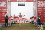 Ashleigh Gentle is victorious at Escape From Alcatraz Triathlon on…