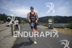 Andy Potts ruling the run leg at Ironman Coeur d'Alene…
