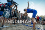 Sebastian Kienle  before the swim start of Ironman European Championship…