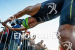 Jan Frodeno before the swim start of Ironman European Championship…