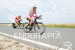 Age group athletes during the bike leg of Challenge Roth…