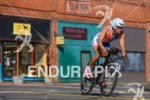 Eric Clarkson on bike at the 2015 Vineman Triathlon on…