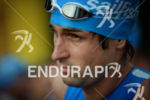 Boris Stein before the swim start of the Ironman 70.3…