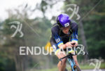 Eric Limkemann during the bike portion of the at the…