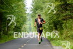Chad Holderbaum during the run portion of the at the…