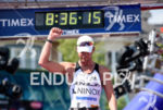 Justin Daerr during the finish line of the at the…
