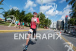 Felipe Manente during the run portion of the 2015 Challenge…