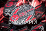 Finisher medal of the 2015 Challenge Maceio, in Maceio AL,…