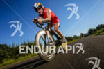 Natascha Badmann during the bike leg of the inaugural 2015…
