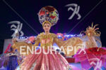 Performers at the welcome reception for the 2015 Beijing International…