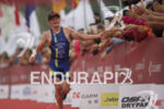 Eric Lagerstrom claims victory at the 2015 Beijing International Triathlon…