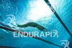 Sebastian Kienle at at swim training session in Aquatic Center…