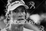 Sebastian Kienle after a run training session for the 2015…