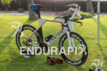 bike of Jan Frodeno on press event of Frodeno, hosted…
