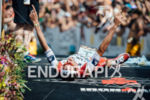 Jan Frodeno (DEU) at the finish at the 2015 Ironman…