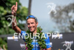 Andreas Raelert during the finish line portion of the  2015…