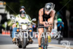 Andrew Starycowicz during the  bike portion of the  2015 Ironman…