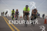 Age groupers on the Beeline Highway at Ironman Arizona on…