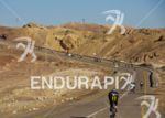 Athletes bike on the challenging yet scenic course at the…