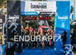 Bart Candel finished first in the full distance at the…