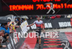 Bart Aernouts (BEL) at the finish at the 2016 Ironman…