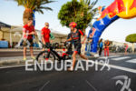 Ivan Rana (ESP) on the bike at the 2016 Ironman…