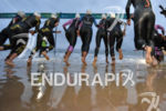 Pro start at the 2016 Ironman Florianopolis South American Championship…