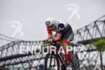 Marc-Antoine Langlois during the bike portion of the 2016 Ironman…