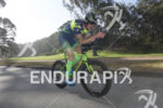 Andy Potts on the bike leg at Escape From Alcatraz…