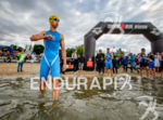 Andreas Boecherer before the swim start of Ironman European Championship…