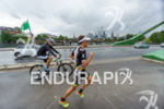 Sebastian Kienle during the run leg at the Ironman European…