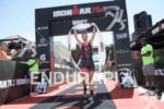 Holly Lawrence claims victory at the 2016 Ironman 70.3 Vineman…
