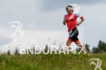 Daniela Ryf competes during the run leg at Challenge Roth…