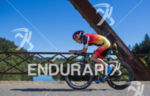 Richie Cunningham on the bike chasing the leader at the…