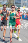 Richard Murray during the run portion of the 2016 Rio…