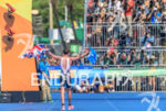 Alistair Brownlee during the finish portion of the 2016 Rio…