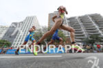 Women during the run portion of the 2016 Rio Olympics…