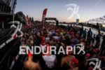 Rolling start for age group athletes at Ironman Vichy in…