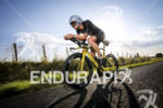 Jens Frommhold (DEU) exists the water at Ironman Vichy in…