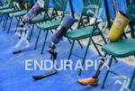 Pre-race action at the 2016 Rio Paralympics Paratriathlon in Rio…