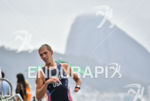 Christopher Hammer during the  run portion of the 2016 Rio…