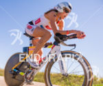 Christine Hammond at the 2016 Ironman Wisconsin in Madison, WI,…