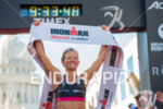 Female pro athlete Liz Lyles  finishes in first place at…